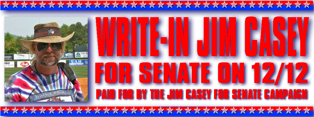 Jim Casey for Senate