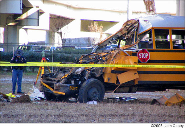 Lee High School Bus Massacre