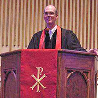 Weatherly Heights Baptist Church Pastor David B. Freeman